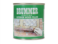 Brummer BRUGMTE - Green Label Exterior Stopping Medium Teak