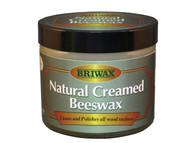 Briwax BRWNCBW250CL - Natural Creamed Beeswax Clear 250ml