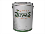 Briwax BRWWPDO5 - Wax Polish Original Dark Oak 5 Litre