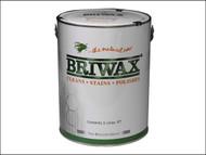 Briwax BRWWPMB5 - Wax Polish Original Medium Brown 5 Litre