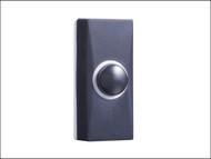 Byron BYR7900 - 7900 Plastic Bell Push Black