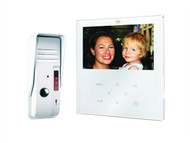 Byron BYRVD71 - VD71 Video Door Intercom Elegant Touch