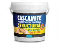 Polyvine CAS500G - Cascamite One Shot Structural Wood Adhesive Tub 500g