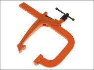 Carver CRVT2859 - T285-225 Medium-Duty Long Reach Rack Clamp 22.5cm