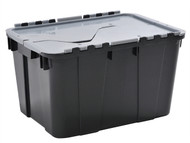 Curver CTO2214 - 2214 Shatterproof Tuff Crate 55 Litre