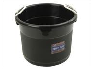 Curver CTOMBBK - Tuff Tub - Black 69 Litre