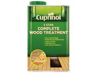 Cuprinol CUP5ST1L - 5 Star Complete Wood Treatment 1 Litre