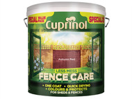 Cuprinol CUPLMFCAR6L - Less Mess Fence Care Autumn Red 6 Litre