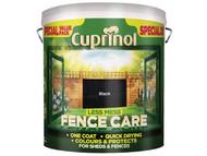 Cuprinol CUPLMFCBL6L - Less Mess Fence Care Black 6 Litre