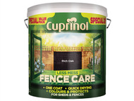 Cuprinol CUPLMFCRO6L - Less Mess Fence Care Rich Oak 6 Litre
