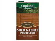 Cuprinol CUPSFGB5L - Shed & Fence Protector Gold Brown 5 Litre