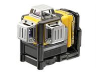 DEWALT DEW089D1G - DCE089D1G Self Levelling Multi Line Laser (Green) 10.8 Volt 1 x 2.0Ah Li-Ion