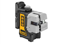 DEWALT DEW089K - DW089K 3 Way Self-Levelling Multi Line Laser