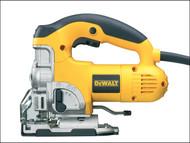 DEWALT DEW331K - DW331K Variable Speed Jigsaw 701 Watt 230 Volt