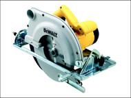 DEWALT DEWD23700 - DW23700 235mm Circular Saw 1750 Watt 240 Volt