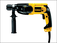 DEWALT DEWD25013K - D25013K SDS Plus 3 Mode Combi Hammer Drill & Case 650 Watt 240 Volt