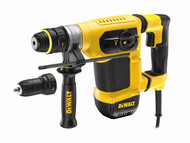 DEWALT DEWD25414KT - D25414KT 32mm SDS Plus Multi Drill 1000 Watt 240 Volt