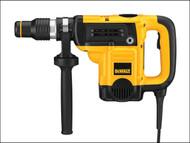 DEWALT DEWD25501KL - D25501K SDS Max Combi Hammer 5kg 1100 Watt 110 Volt