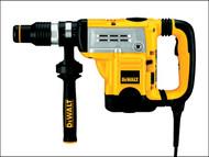 DEWALT DEWD25601KL - D25601K SDS Max Combi Hammer 6kg 1250 Watt 110 Volt