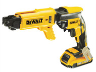 DEWALT DEWDCF620D2K - DCF620D2K Brushless Collated Drywall Screwdriver 18 Volt 2 x 2.0Ah Li-Ion