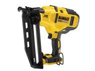 DEWALT DEWDCN660N - DCN660N Cordless XR Brushless Second Fix Nailer 18 Volt Bare Unit