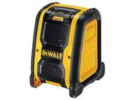 DEWALT DEWDCR006 - DCR006 XR Bluetooth Speaker 10.8-18 Volt Li-Ion Bare Unit