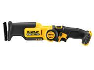 DEWALT DEWDCS310N - DCS310N Cordless Pivot Reciprocating Saw 10.8 Volt Bare Unit