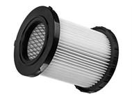 DEWALT DEWDCV5801H - DCV5801H Wet Dry Vacuum Replacement Filter For DCV582