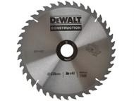 DEWALT DEWDT1157QZ - Circular Saw Blade 235 x 30mm x 40T Series 30 General-Purpose