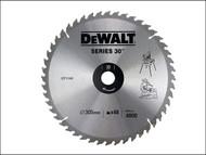 DEWALT DEWDT1161QZ - Circular Saw Blade 305 x 30mm x 48T Series 30 General-Purpose