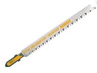 DEWALT DEWDT2057QZ - Jigsaw Blades Progressor Tooth T Shank Bi-Metal T234X Pack of 5
