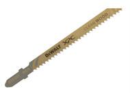 DEWALT DEWDT2207QZ - Jigsaw Blades for Wood Bi-Metal XPC T101BR Pack of 5