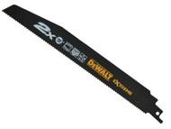 DEWALT DEWDT2301LQZ - 2X Life General Purpose Reciprocating Blades 152mm Pack of 5