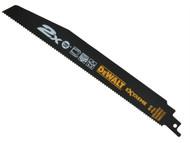 DEWALT DEWDT2308LQZ - 2X Life General Purpose Reciprocating Blades 228mm Pack of 5