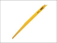 DEWALT DEWDT2350QZ - Sabre Blade Fast Cuts Wood with Nails Plastics 305mm Pack of 5