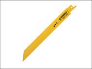 DEWALT DEWDT2353QZ - Bi Metal Sabre Blade Fast Cut in Metal & Sheet Metal 203mm Pack of 5