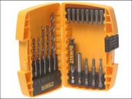 DEWALT DEWDT7928QZ - Extreme Tough Case Drill Bit Set of 19