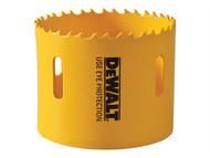 DEWALT DEWDT8164QZ - Bi Metal Deep Cut Holesaw 64mm