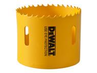 DEWALT DEWDT8176QZ - Bi Metal Deep Cut Holesaw 76mm