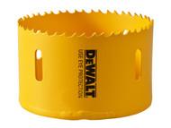 DEWALT DEWDT8186QZ - Bi Metal Deep Cut Holesaw 86mm
