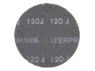 DEWALT DEWDTM3113QZ - DTM3113 Mesh Sanding Discs 125mm 80G (Pack of 10)