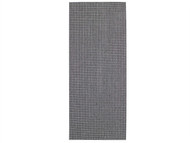 DEWALT DEWDTM8551QZ - DTM8551 1/2 Mesh Sanding Sheets 115 x 228mm 80G (Pack of 5)