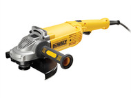 DEWALT DEWDWE492K - DWE492K 230mm Angle Grinder In Kitbox 2200 Watt 240 Volt