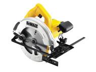 DEWALT DEWDWE560 - DWE560 184mm Compact Circular Saw 1350 Watt 240 Volt