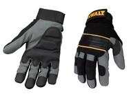 DEWALT DEWDWGPTG - Power Tool Gel Gloves Black / Grey DPG33L