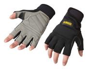 DEWALT - Rapid Fit Fingerless Gloves