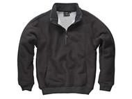 Dickies - Eisenhower Fleece Pullover Grey - M (40-42in)