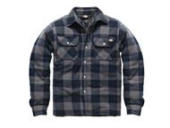 Dickies DICPADNVYXL - Portland Padded Shirt Navy - XL (48-50in)