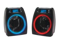 Dimplex DIMDGL02 - GloFan Upright Fan Heater 2kW