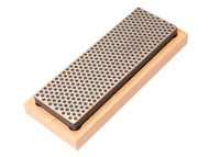 DMT DMTW6X - Diamond Whetstone 150mm Wooden Box Black 220 Grit Extra Coarse
